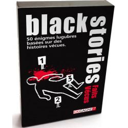 Jeux de société - Black Stories : Faits vécus