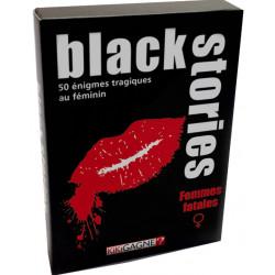 Jeux de société - Black Stories : Femmes Fatales