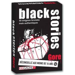 Jeux de société - Black Stories : Gore