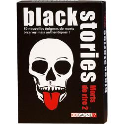 Jeux de société - Black Stories : Morts de Rire 2