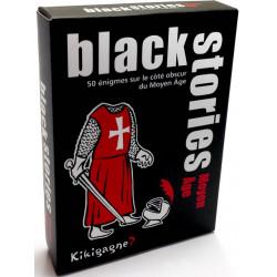 Jeux de société - Black Stories : Moyen-Âge