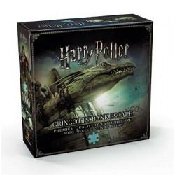 Puzzle Noble Collection : Harry Potter - Evasion de la banque Gringotts - 1000 Pièces