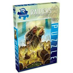 Puzzle Renegade : Raiders of the North Sea - 1000 Pièces