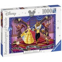 Puzzle Ravensburger Collection Disney : 1991 La Belle et la Bête - 1000 Pièces