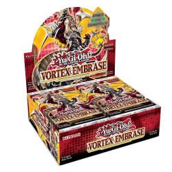 Précommande : Booster Yu-Gi-Oh! Vortex Embrasé boite complète - 04/02/21
