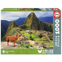 Puzzle Educa : Machu Picchu - 1000 Pièces