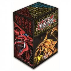 Précommande : Deck box illustrée boite de rangement Konami Yu-Gi-Oh ! - Egyptian God - Dieux Egyptien - 06/21