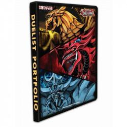 Précommande : Portfolio Konami Yu-Gi-Oh! Egyptian God - Dieux Egyptien - 06/21
