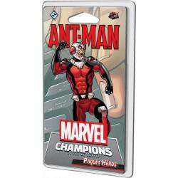 Jeux de société - Marvel Champions : Le Jeu De Cartes - Ant-Man