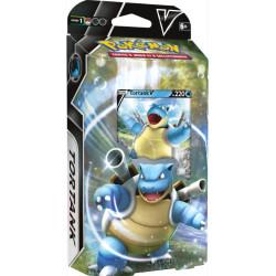 Pokémon Deck d'initiation - Tortank-V