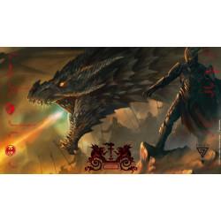 7 Fallen Tapis de jeu Eondra 61 x 35 cm - Dragon