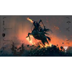 7 Fallen Tapis de jeu Nuit Sans Fin 61 x 35 cm