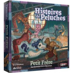 Jeux de société - Histoires de Peluches - Extension : Petit Frère