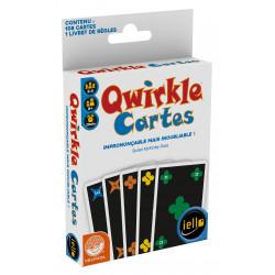 Jeux de société - Qwirkle Cartes