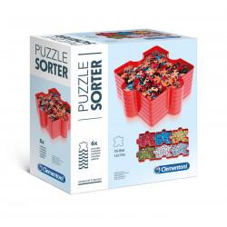 Boite de Tri Clementoni pour Puzzle 6 pièces