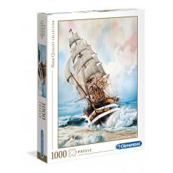 Puzzle Clementoni : Amerigo Vespucci - 1000 Pièces