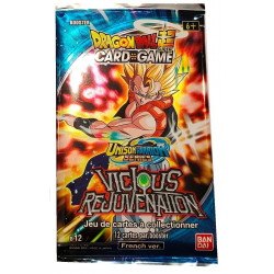 Booster Dragon Ball Super Card Game - Unison Warrior 3 : Vicious Rejuvenation Série B12