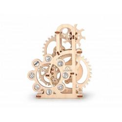 Puzzle Ugears - Dynamomètre 3D Mécanique en bois