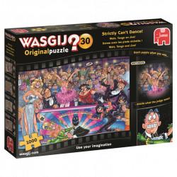 Puzzle Wasgij : Original 30 - Danse avec les pieds nickelés ! - 1000 Pièces