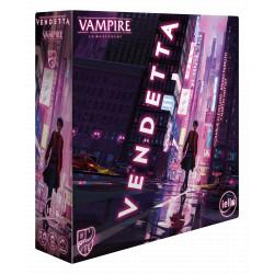 Jeux de société - Vendetta Vampire : La Mascarade