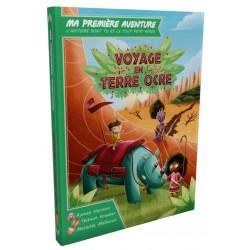 Livre Ma Première Aventure - Voyage En Terre Ocre