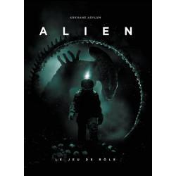 Jeux de rôle - Alien : Livre de Règles