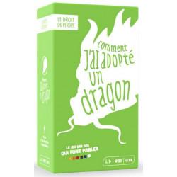 Jeux de société - Comment J'ai Adopté un Dragon
