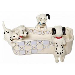 Figurine Disney Tradition les 101 Dalmatiens Bone Shaped Dish