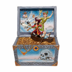 Figurine Disney Tradition Le Trésor de Peter Pan