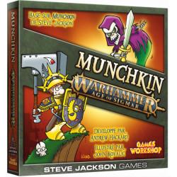 Jeux de société - Munchkin Warhammer Age of Sigmar