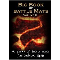 Livre plateau de jeu : Big Book of Battle Mats Vol. 2