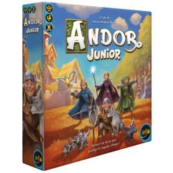 Jeux de société - Andor Junior