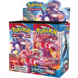 Booster Pokémon Epée et Bouclier - Styles de Combat boite complète