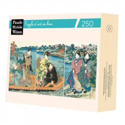 Puzzle Michèle Wilson : Utagawa Kunisada - 250 Pièces