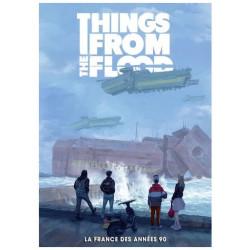 Jeux de rôle - Things from the Flood - La France des Années 90