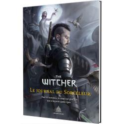 Jeux de rôle - The Witcher - Le Journal du Sorceleur