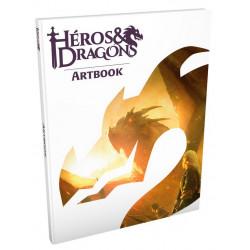 Jeux de rôle - Héros & Dragons - Artbook