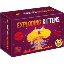 Jeux de société - Exploding Kittens : Édition Festive