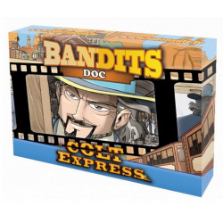 Jeux de société - Colt Express - Bandits : Doc