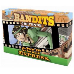 Jeux de société - Colt Express - Bandits : Cheyenne