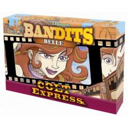 Jeux de société - Colt Express - Bandits : Belle
