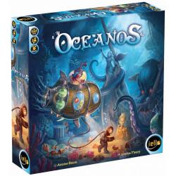 Jeux de société - Occasion - Oceanos