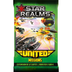 Star Realms extension United : Missions