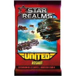 Star Realms extension United : Assaut