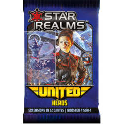 Star Realms extension United : Héros