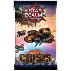 Star Realms extension Crisis : Bases & Vaisseaux