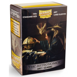 Protège-cartes Dragon Shield - 100 Standard Art Sleeves - The Astronomer