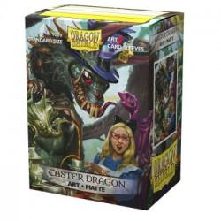 Protège-cartes Dragon Shield - 100 Standard Art Sleeves - Easter Dragon 2021