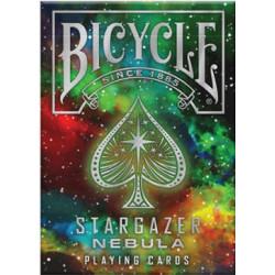 Bicycle - 54 cartes Stargazer Nebula