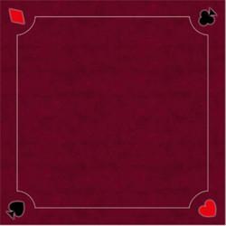 Tapis Multijeux : Bordeaux (60 x 60 cm)
